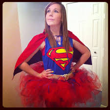 Female Superhero Costume Ideas Halloween 25 Superman Tutu Ideas Superman Costumes