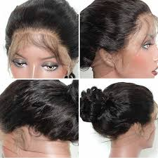 how to style brazilian hair 360 lace wigs brazilian virgin hair circular deepwave full lace