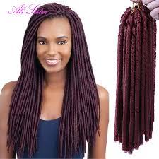 color 99j in marley hair 99j color soft faux locs braid hair crochet faux locs dreadlock