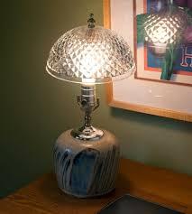 Clip On Ceiling Light Bulb Shades by Clip On Light Shade Diamond Cut Acrylic Dome Lightbulb Fixture