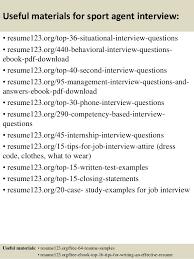 sports agent job description top 8 sport agent resume samples
