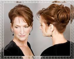 wedding hair updo for older ladies mother of bride updo hairstyles bing images hair pinterest