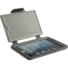 pelican progear vault series case for ipad mini ce3180 mn0a blk tablet or ipad not included