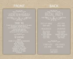 designs cheap free wedding program border templates with speach