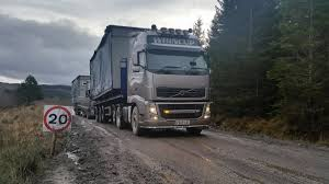 volvo trucks uk richard grimshaw puppythetrucker twitter