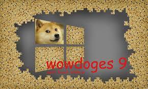 Doge Meme Wallpaper - group of doge meme windows 7