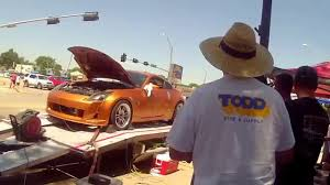 lexus is300 vs acura rsx type s nissan 350z dyno 242 whp dynojet bolt ons weight reduc youtube