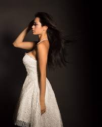 rubyrose dress in white whiterunway all white wedding