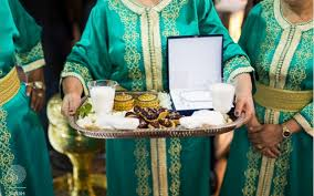 mariage marocain mariage marocain les cadeaux à la mariée le de