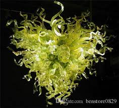 Small Glass Chandeliers New Arrival Antique Murano Glass Small Green Chandelier Lights