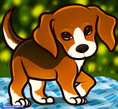 easy drawing of a puppy how to draw a beagle puppy beagle puppy