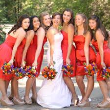 purple and orange wedding dress purple and orange wedding gallery weddinggawker