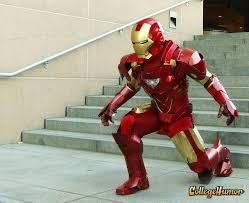 Halloween Costumes Iron Man 15 Halloween Costumes 2009 Collegehumor
