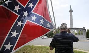 Giant Confederate Flag Williams It U0027s Time For Confederate Monuments To Come Down