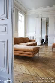 Appartement Haussmannien Deco Appartement De Type Haussmannien Daphné Serrado Côté Maison