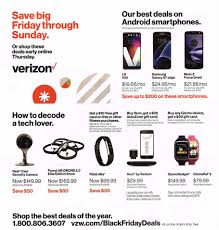 target verizon deal samsung s7 for black friday verizon bf ad scan how to shop for free with kathy spencer