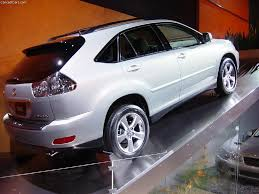 lexus rx 300 luxury 2003 lexus rx conceptcarz com