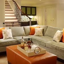 Movie Pit Sofa by Gray Sectional Sofa Design Ideas