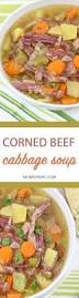 slow cooker crockpot corned beef and cabbage soup recipe mom