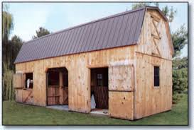 Second Hand Barns For Sale Run In Sheds Horse Shelters Run In Sheds For Horses