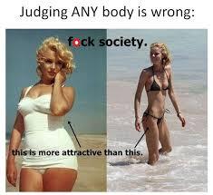 Skinny Girl Meme - marilyn meme health at every size皰 blog