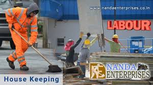 House Keeping by Labour Contract Housekeeping Garden Manpower Electronic City