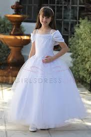 communion dress tulle communion dress