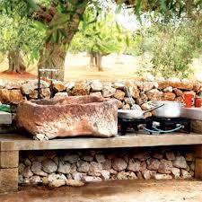 evier cuisine exterieure construire sa cuisine extérieure tous nos conseils avant de se