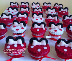 Red Minnie Mouse Cake Decorations 93 Best Mickey Minnie Mouse Images On Pinterest Mickey Party