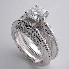 ring mountings special engagement ring settings with emphasis antique organic