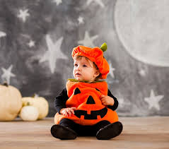 Halloween Costumes Pottery Barn Pumpkin Halloween Costume Size 2t 3t Pottery Barn Kids