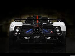 pagani zonda wallpaper pagani zonda cinque rear wallpaper 8