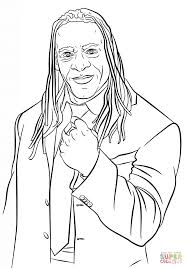 booker t coloring page free printable coloring pages