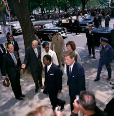 kn c21944 president john f kennedy and president of the ivory