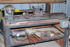 how to determine manufacture date of delta 1460 lathe by