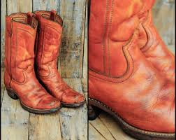 cowboy boots uk leather s cowboy boots etsy