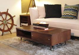 modern end table with drawer mid century modern coffee table decor tedxumkc decoration