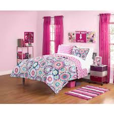 Teen Queen Bedding Your Zone Swirl Tie Dye Comforter Set Walmart Com