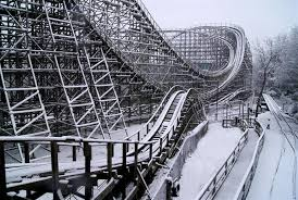 theme parks and coasters in the snow theme park review