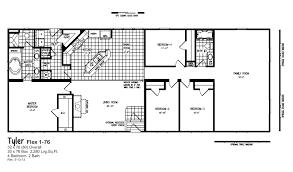 100 oak creek modular home floor plans condor 3308 oak