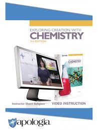 apologia chemistry video instruction online stream