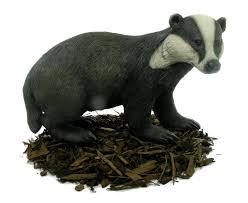 badger resin garden ornament 69 99 garden4less uk shop