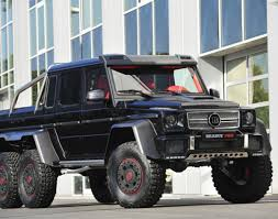 mercedes g class 6x6 mercedes benz g63 amg 6 6 b63s by brabus freshness mag