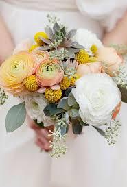 Peach Flowers 15 Pretty Peach Bouquets Brides