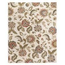 Home Decorators Com Rugs Home Decorators Collection Lucy Cream 8 Ft X 10 Ft Area Rug