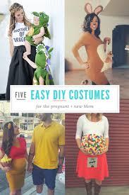 Kangaroo Halloween Costumes 5 Easy Diy Pregnant Halloween Costumes Dress Bump