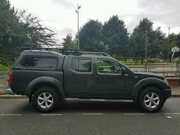 no vat 2008 nissan navara 2 5 diesel 6 speed manual double