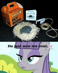 Pet Rock Meme - 576279 caption ebay maud pie maud pie episode meme pet rock