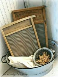 Vintage Laundry Room Decorating Ideas Vintage Washboard Decor Vintage Laundry Room Upcycled