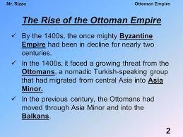 Ottoman Empire Essay Empire Essay